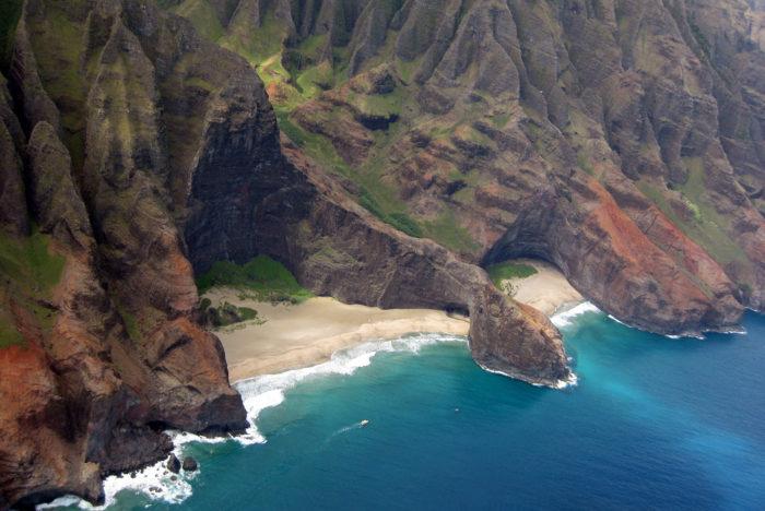 16. Nā Pali Coast State Park, Hawaii