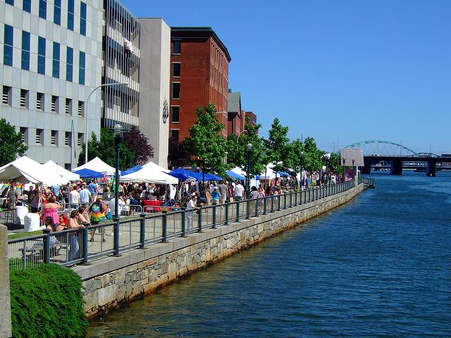 8. Rhode Island PrideFest, Providence