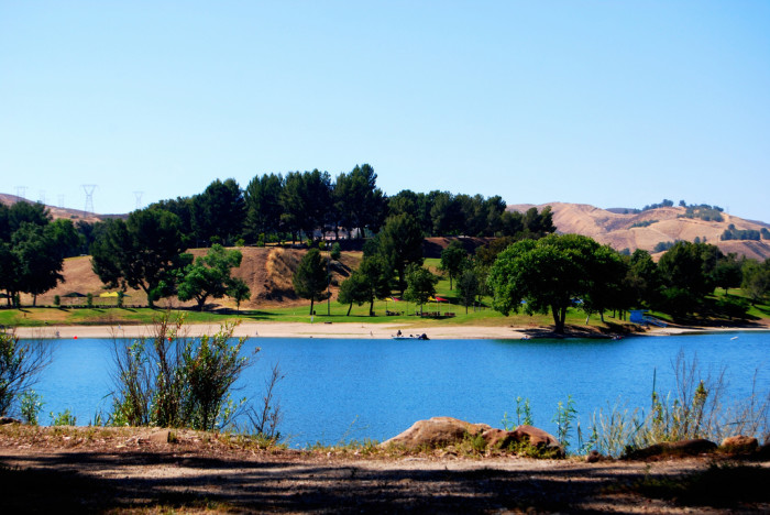 7. Castaic Lake