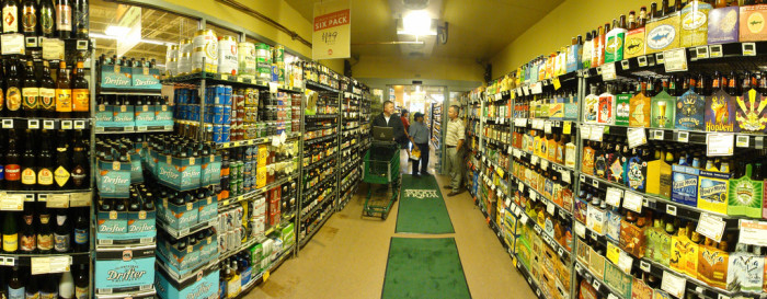 10. Whole Foods downtown Austin - Everything is amazing in there...but have you stepped inside their beer cooler? Yes!