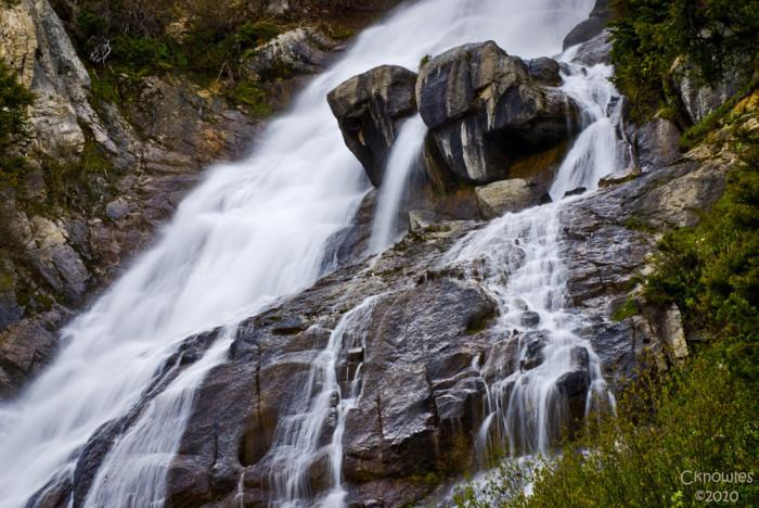 4. Goat Falls