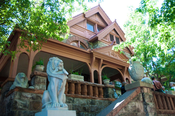 7. Molly Brown House