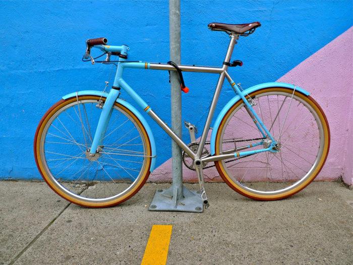 4. Bikes are a brilliant invention that everyone should take advantage of.