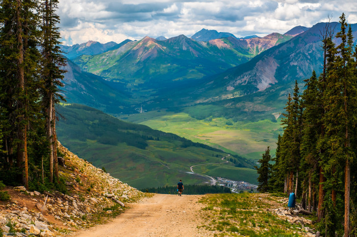9. There is no shortage of amazing places to hike...