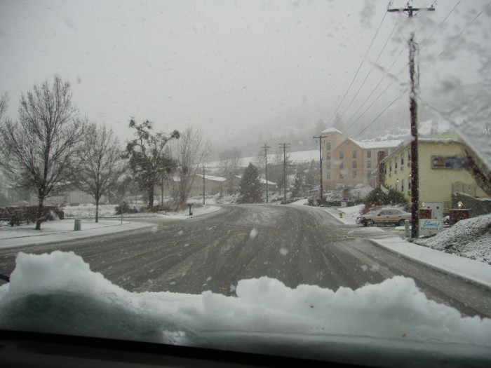 6. Snow days were the best thing ever.