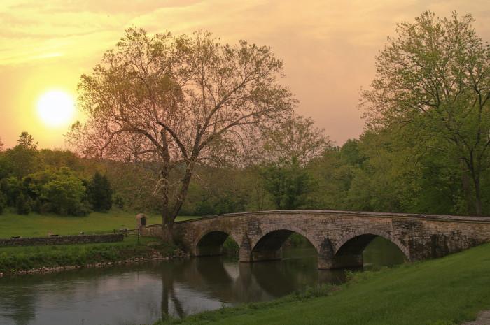 9. Antietam National Battlefield