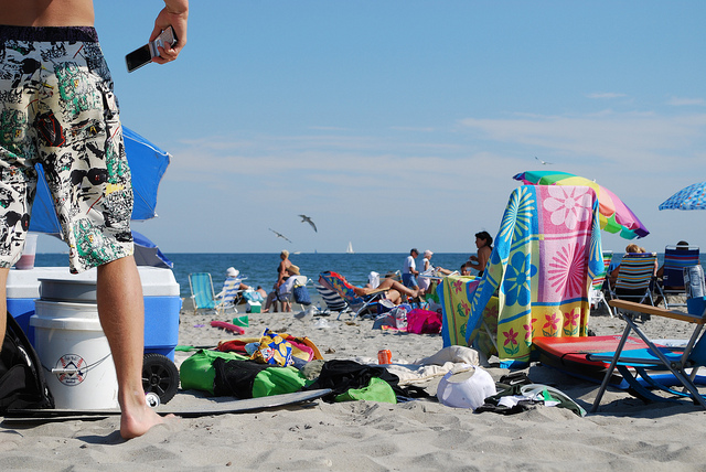 3. Every Rhode Islander has spent the day at Scarborough Beach.