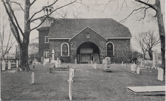 2. Old Swedes Church, Wilmington