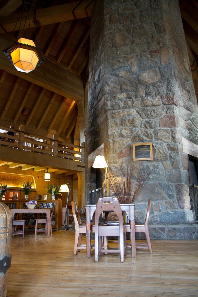 7. Timberline Lodge