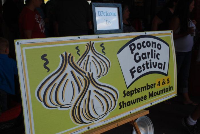 1. Pococno Garlic Festival