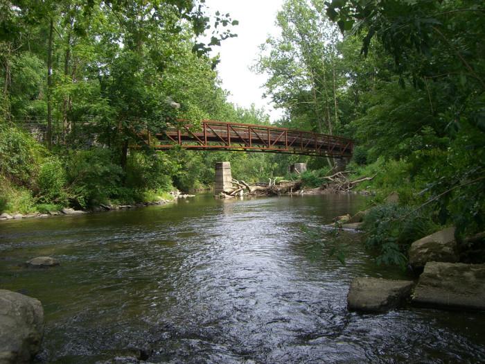 1. White Clay Creek State Park, Newark