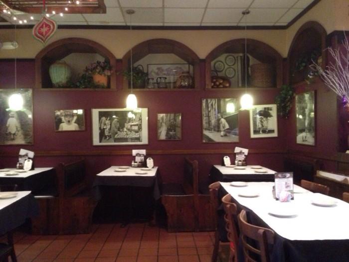 4. Denunzio's Italian Restaurant