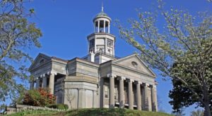 10 Historical Landmarks You Absolutely Must Visit In Mississippi
