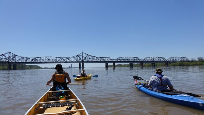 5. Spend the day tubing, kayaking, or canoeing.