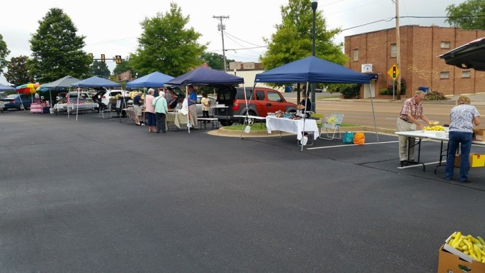 5. Olive Branch Farmers Market