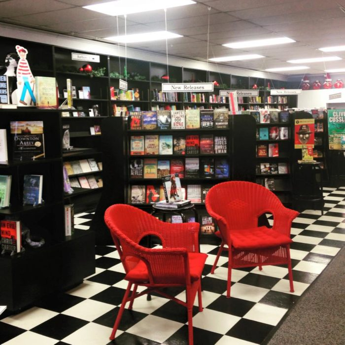 5. Mystery Lovers Bookshop