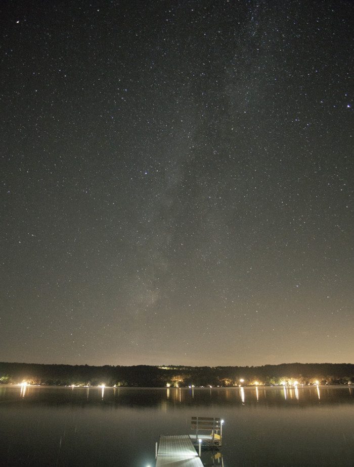 5: A clearer view of the stars and their grandeur.