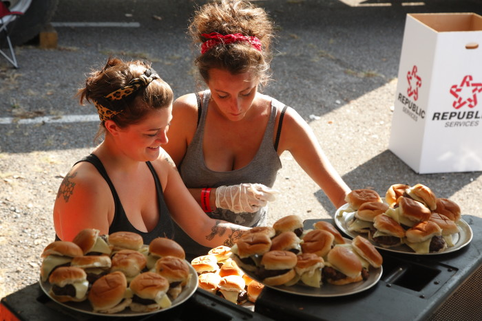 5. Best Memphis Burger Fest - October