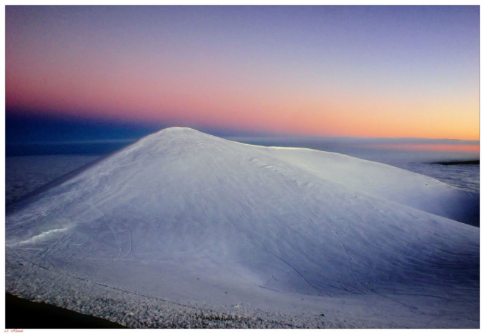 5. From dry, coastal desert to snow-capped mountains, Hawaii Island is home to 11 of the world's 13 climate zones.