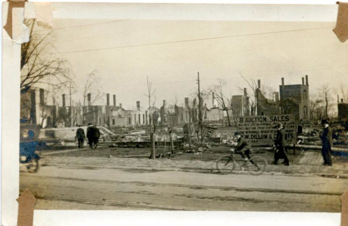 1. East Nashville's Brutal Fire in 1916
