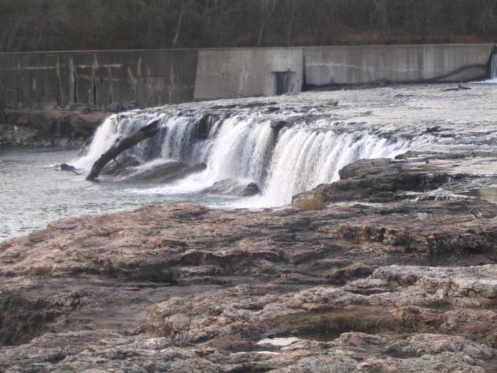 7.Grand Falls, Joplin