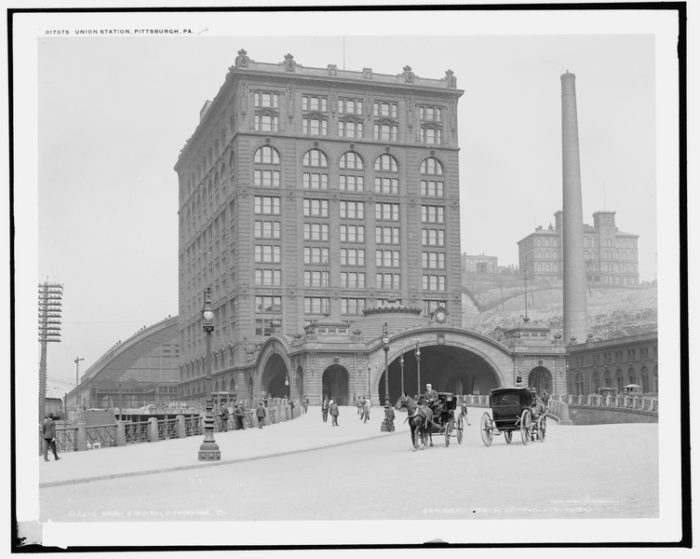 Union Station. Today, Union Station connects downtown Pittsburgh to Wilkinsburg via the  Martin Luther King Jr. Busway.