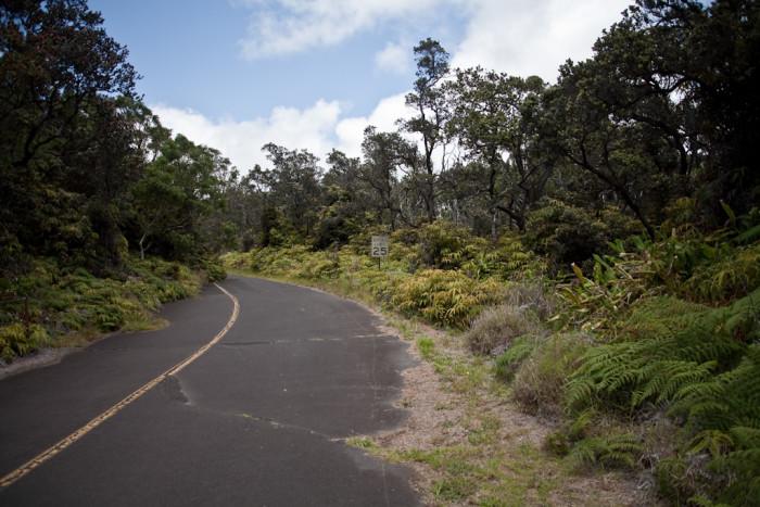 5. Unnamed Roads, Hawaii Volcanoes National Park