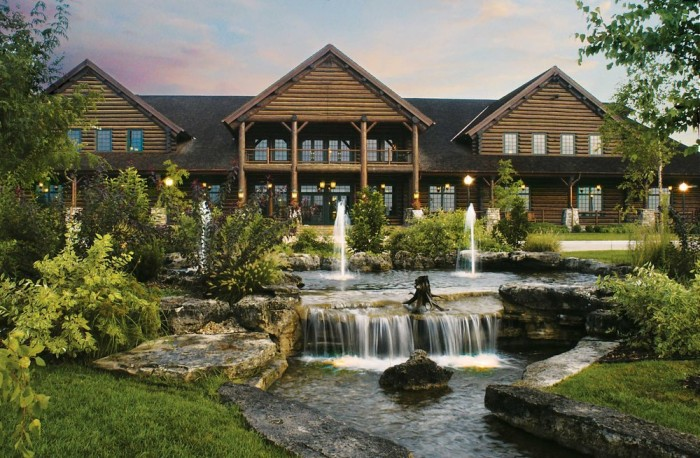 5.Highest rated restaurant in Branson:  Dobyn's Dining Room, The Keeter Center, Point Lookout