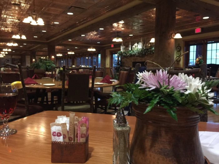 5.2. Dobyn's Dining Room, The Keeter Center, Point Lookout