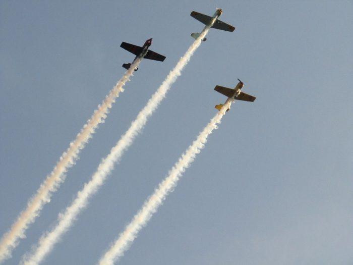 5. World War II Warbird Planes, Ketchum.