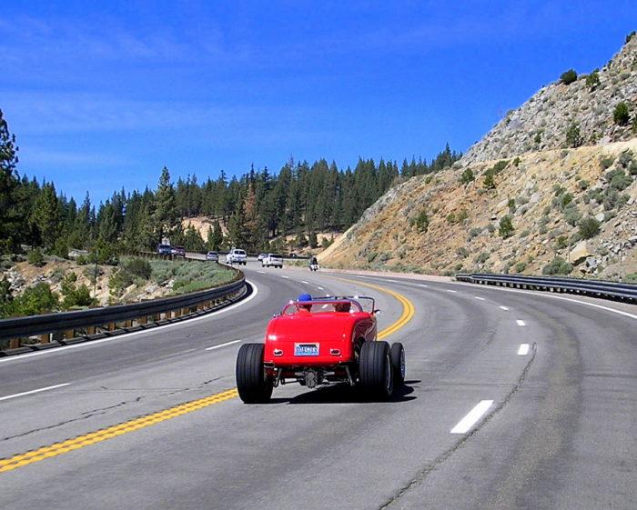 7. Highway 50