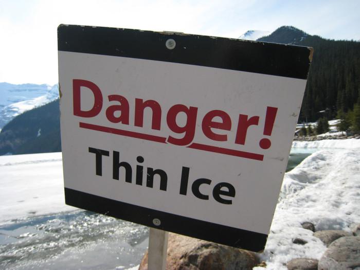 6. Thin Ice