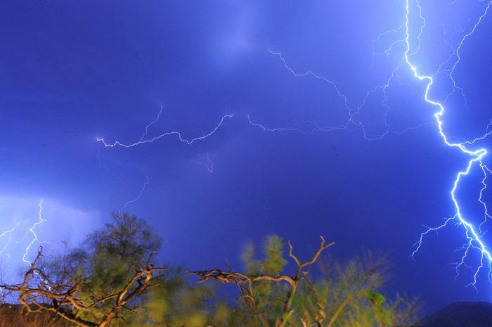 6. Lightning