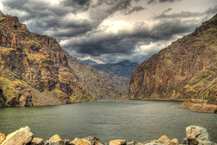 8. Hells Canyon, Oregon & Idaho