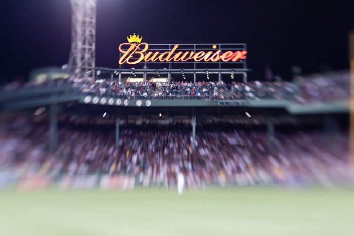11. Fenway Park sells the most expensive beers out of all the major league stadiums. One will cost you $7.25.