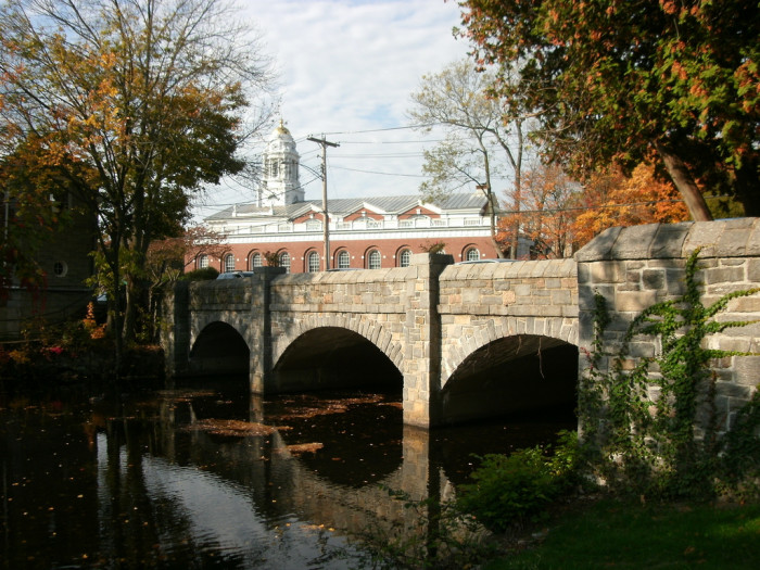 6. Named Wepawaug by the Native Americans, Milford was settled in 1639, although it went without an English name for over a year.