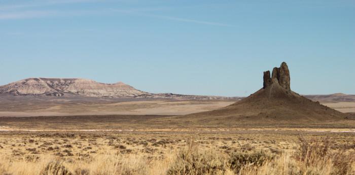 5. Red Desert