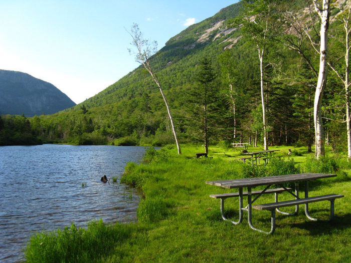 4. Crawford Notch, Hart's Location