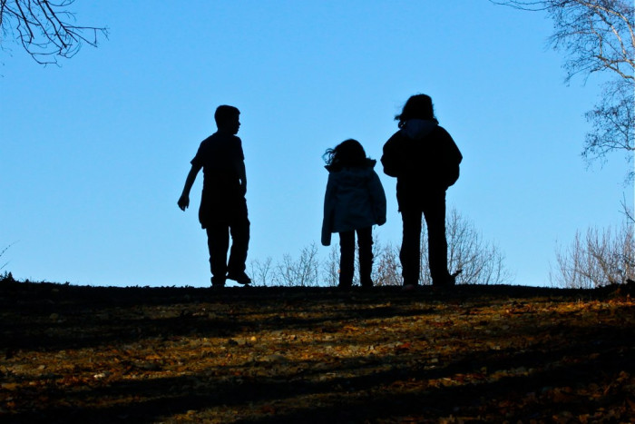 7. Because I know that this is the type of environment that I want my kids and grandkids to grow up in.