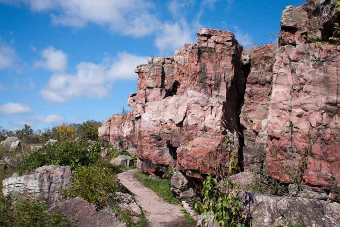 11. Pipestone National Monument is Minnesota and national treasure for the history it contains.