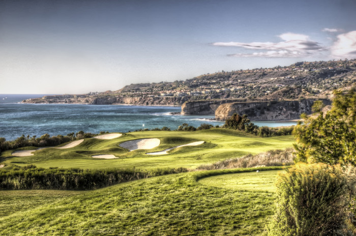 13. No matter what your politics are, there's no denying that the Trump National Golf Course in Rancho Palos Verdes shows off the beauty that exists here in America.