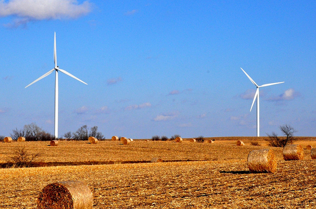 4. We also create a lot of the nation's wind energy.