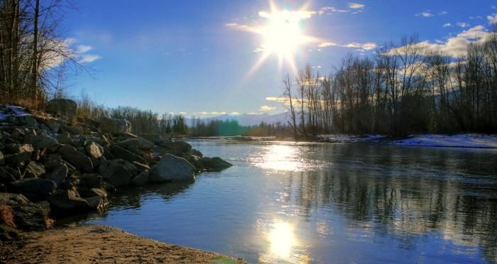 Blackfeet Indian Reservation Fishing