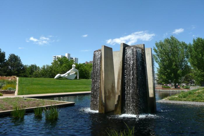 3.) Denver Botanic Gardens.