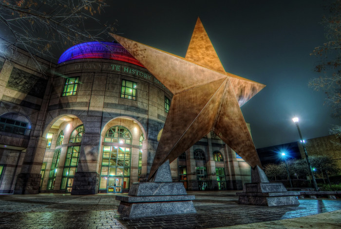 20. Everything that you will discover inside the Bob Bullock Museum.
