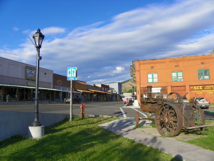 Council Idaho history