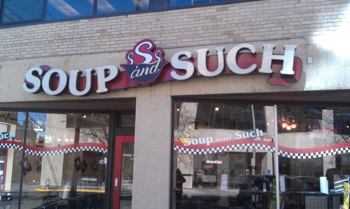 13. Soup and Such, Billings