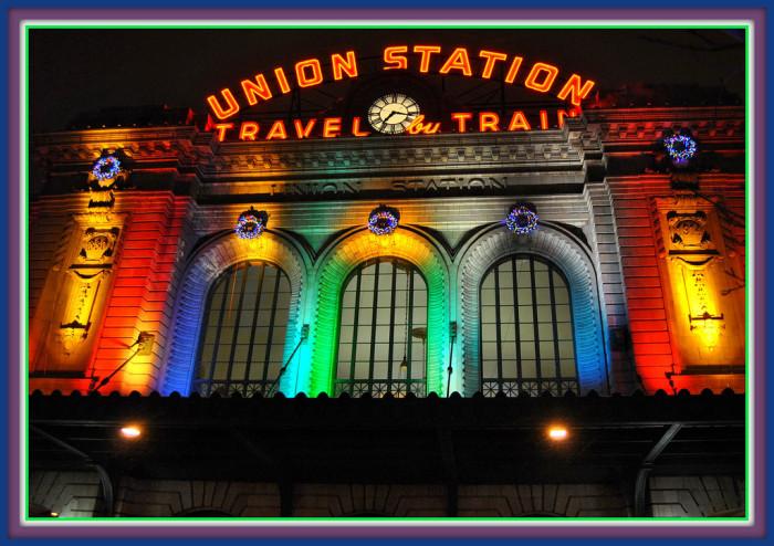 11.) Denver Union Station.