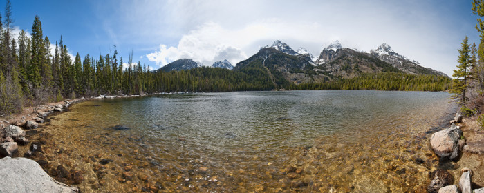 16. Bradley Lake