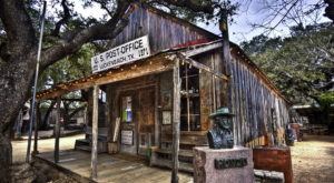 Most People Don't Know How These 7 Towns In Texas Got Their Start